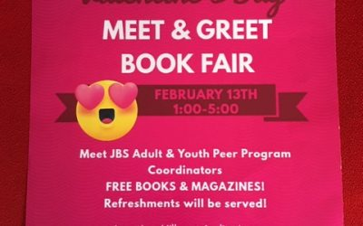 Valentine's Day Book Fair at Hillcrest Hospital