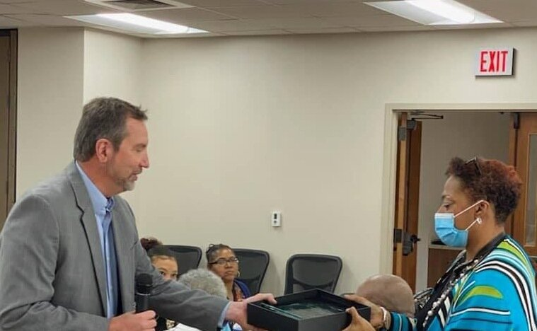 Dr. Derritta Ford-Gainer Retires After 31 Years of Service