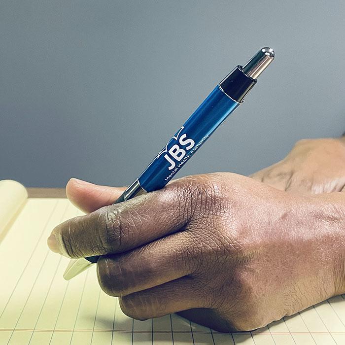 Wolverine Pen-Black Ink